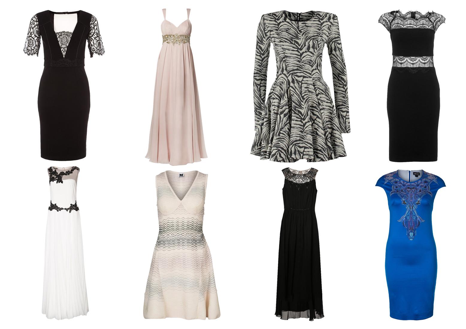 Sukienki gwiazd