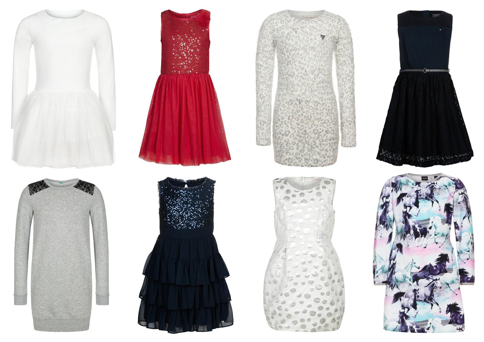 Nowe sukienki młodzieżowe